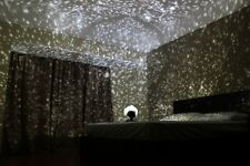 INFMETRY DIY Starfield Simulation Projector-LED Night Light(White)