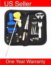 T65 Watch Repair Tool Kit Case Opener Link Spring Bar Tool Hand Remover Hammer