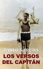 Los Versos Del Capitan by Pablo Neruda (2014, Paperback)