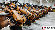50 - Complete Kuka KR150 & 200 Robot Systems w/ KRC2 Controllers!