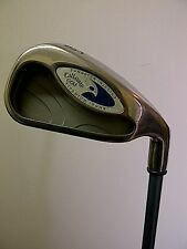 CALLAWAY HAWK EYE  TITANIUM 3 iron FIRM GRAPHITE SHAFT