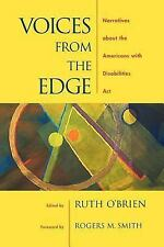 Voices from the Edge: Narratives about the Americans with Disabilities Act, , Go