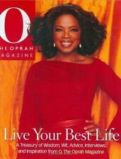 Book:  Live Your Best Life by Oprah Winfrey 2005