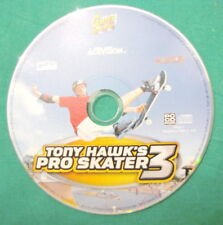 PC CD ROM gioco tony hawk's pro skater III 1999 disco 1