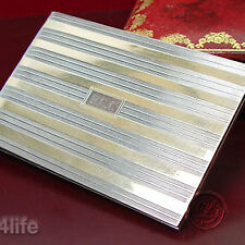 luxus4life: Cartier Notizblock Sterling Gelbgold 1930 !