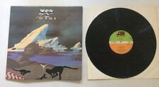 YES  'DRAMA' Original Vinyl LP 1980 Atlantic K50736 Ex