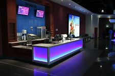 RECEPTION Desk LED Accent Lighting KIT - color select - all colors - FAST SHIP