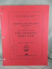 Fire marshal training manual