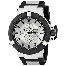 Invicta Men's 17117 Subaqua Analog Display Japanese Quartz Black Watch