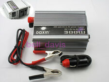 300W Car Truck Boat DC 12V to AC 220V Power Inverter Converter Charger DOXIN
