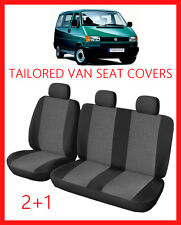 Tailored Fundas De Asiento Para Volkswagen T4 2 +1