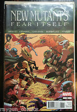 New Mutants Fear Itself #32 VF+ 1st Print Free UK P&P Marvel Comics