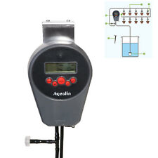 Automatic LCD Display Drip Irrigation Set Garden Water Timer Watering Kit