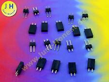 Stk.10x BUCHSENLEISTE + STIFTLEISTE 2 polig KIT HEADER / Pin Strip Arduino#A1764