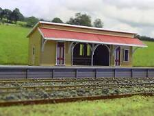 HO scale building QR Wacol Station (KIT) pre 60's eara