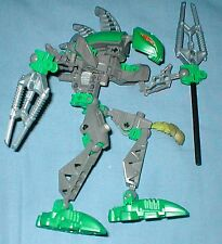 LEGO BIONICLE 8589 RAHKSHI LERAHK complete set FREE SHIP canister & instructions