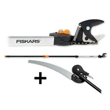 FISKARS Mod. 115560 Universal Garden Cutter SVETTATOIO con SEGACCIO E PERTICA