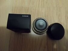 MAC PRO LONGWEAR PAINT POT * BLACKGROUND * NIB F/S 5g BLACK GREY SILVER SHIMMER