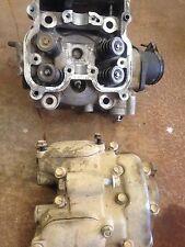 03 suzuki Vinson 500 cylinder head