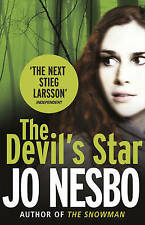 THE DEVIL'S STAR - JO NESBO - A HARRY HOLE THRILLER - BOOK - Oslo Sequence 3
