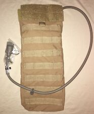 London Bridge Trading LBT MOLLE US Army Hydration Pouch coyote brown mit Bladder