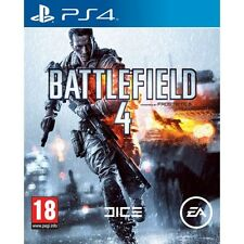 Battlefield 4 Game PS4 Brand New