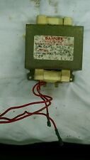 GE MICROWAVE TRANSFORMER WB27X10377 FOR MICROWAVE MODEL JVW1340AW  003