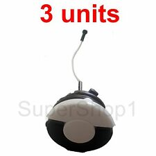 Set of 3 Fuel Caps for Stihl MS200 250 260 181 211 290 - Replaces 0000 350 0525