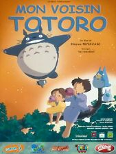 Affiche 40x60cm MON VOISIN TOTORO /TONARI NO…(2002) Hayao Miyazaki NEUVE