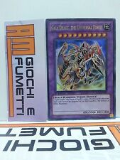 GAIA DRAKE THE UNIVERSAL FORCE in inglese RARA ULTRA originale yugioh