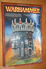 DCO78 TOUR DE SORCIER WITCHFATE TOR WARHAMMER AGE OF SIGMAR SCENERY