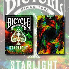 Mazzo di carte Bicycle Starlight Playing Cards by Collectable Playing Cards