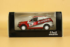 1/43 China Great Wall Haval H8 Dakar racer car SUV diecast model