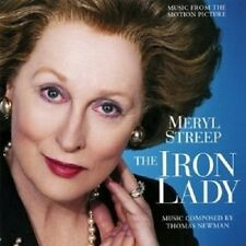THOMAS (COMPOSER) NEWMAN - THE IRON LADY (DIE EISERNE LADY)  CD SOUNDTRACK NEU