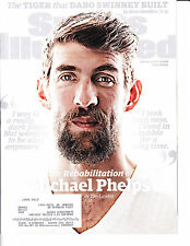SPORTS ILLUSTRATED SI NOVEMBER 16, 2015 The Rehabilitation of MICHAEL PHELPS