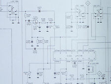 Schematic diagrams-esquema para Grundig TK 42