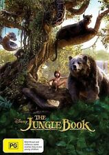 The Jungle Book (DVD, 2016) (Voices) Bill Murray, Scarlett Johansson, Idris Elba