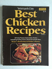 Women's Day Best Chicken Recipes, Number 1 - Women's Day Service Series 1974