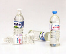 █4 Bottles of Mineral Water Models for 1/6 Scale Action Figure DT033