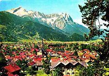 Garmisch-Partenkirchen , Ansichtskarte,  gel.