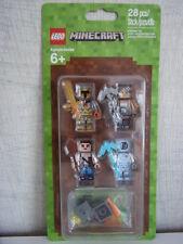Lego Minecraft 853610 Hüllen-Set 2 - NEU & OVP