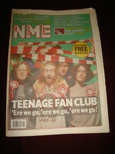 NME 1991 AUG 10 TEENAGE FANCLUB ELECTRONIC WONDER STUFF MONDAYS FALL PAVAROTTI