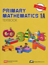 Singapore Math Primary Math Textbook 1A US Ed-FREE Expedited Shipping UPGD W $45