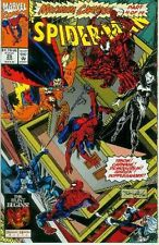 SPIDERMAN # 35 (Tom Lyle, Maximum Carnage part 4) (USA, 1993)