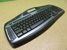 Logitech Cordless Desktop MX5000 Bluetooth Keyboard -No Dongle/Mouse- *Tested*