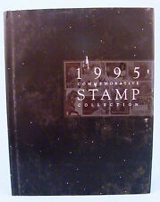 1995 USPS Stamp Commemorative Yearbook - Soft Cover (Stamps Mounted)