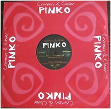 Pinko, Crimson & Clover, VG+/VG+, Maxi Single EP (6540)
