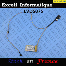 LCD LED ECRAN VIDEO  CABLE NAPPE DISPLAY HP Pavilion TouchSmart HP ENVY 15t-k
