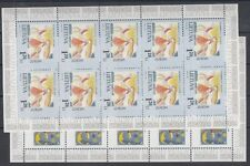 Lituania/Lithuania  1997 MF 569-70  MNH