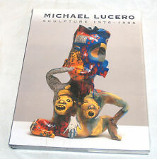MICHAEL LUCERO SCULPTURE 1976-1995 ART BOOK MINT MUSEUM OF ART